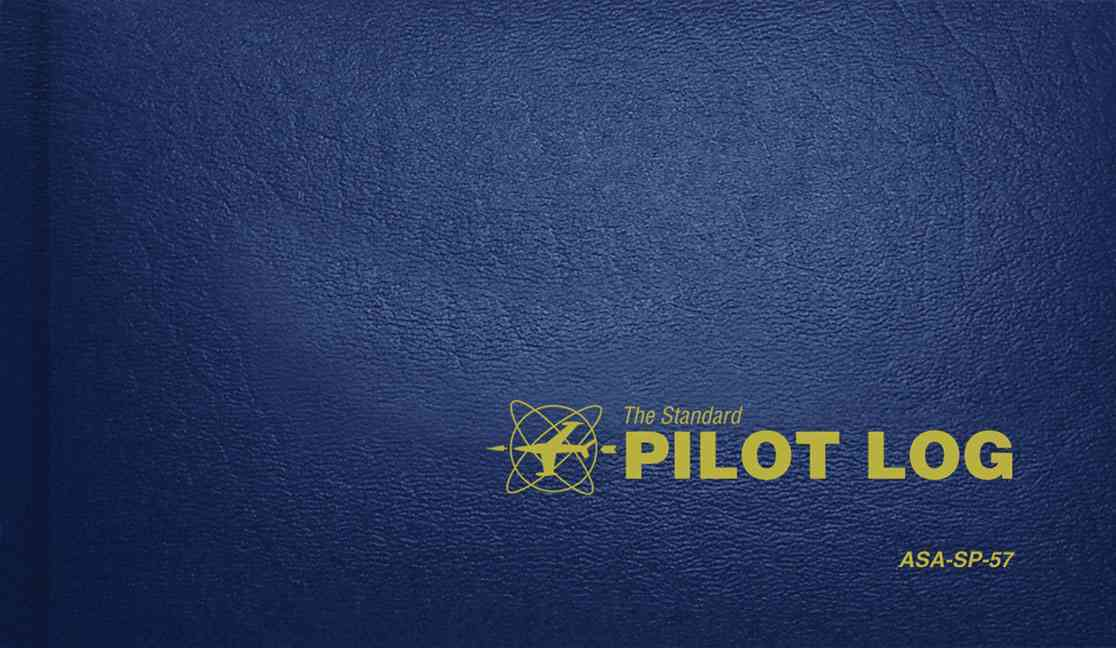 The Standard Pilot Log By Aviation Supplies & Academics, Inc.